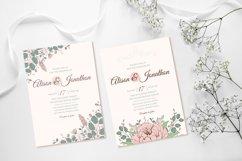 Retro Style Floral Vector Clipart Bundle - Flowers, Plants Product Image 6