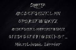 Web Font Quarter Font Product Image 4