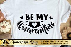 Valentines SVG Covid 2020 SVG Quarantine Valentine's Day SVG Product Image 5