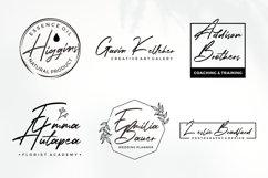 Holland Gateway - Handwritten Script Font Product Image 2