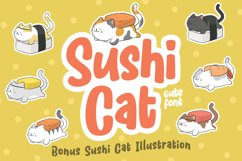 Sushi Cat Product Image 1
