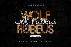 Wolf Rubeus Product Image 1