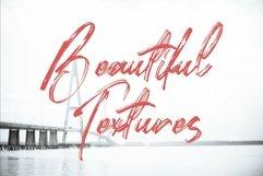 Soubrette - Textured Brush Font Product Image 2