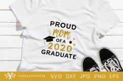 Proud mom Svg Cut File| Graduation Cricut File Product Image 1
