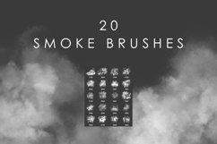 Smoke Photoshop Brushes Product Image 2