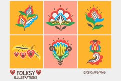 FOLKSY | graphics set Product Image 3