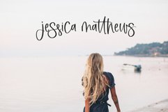 Blissfully - A Modern Script Font Product Image 3