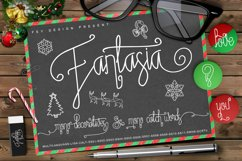Fantasia Monoline Calligraphy And Bonus Product Image 1