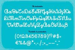 Propeller font illustration Product Image 4