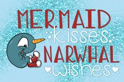 Narwhal Shoes, A Handwritten Font Product Image 5