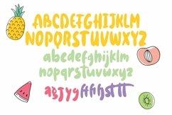 Web Font Finjay - Bulky Fancy Font Product Image 6