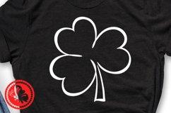 Shamrock svg Lucky sign St Patricks day decor Irish Png Product Image 2