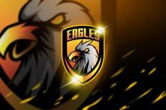 Eagles - Mascot & Esport Logo Product Image 1