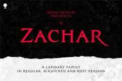 Zachar Product Image 1