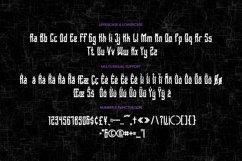 Web Font Ethernal Youth Font Product Image 5