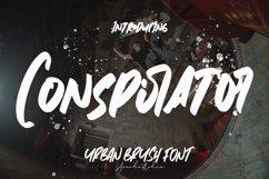 Conspirator - Brush Font Product Image 1