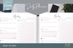 Daily Planner Canva Template for Printable Products Product Image 2