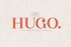 Web Font Hugo Product Image 1