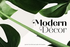 Quiche Font Family Product Image 3