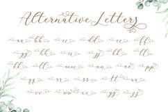 Cavilay Script - Wedding Font Product Image 2