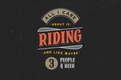 Sparkplugs Biker Rebel Font Product Image 3