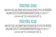 Marimba Font Duo Product Image 6