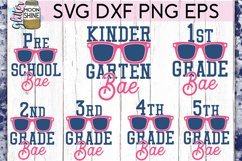School Bae Bundle of 7 SVG DXF PNG EPS Cutting Files Product Image 1