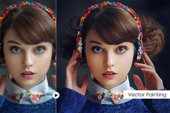 Vector Painting PS Actions Product Image 6