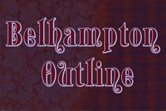 Belhampton Embossed Product Image 2