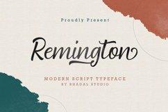 Remington Modern Script Product Image 1