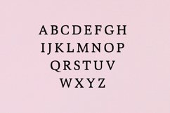 Aderes Serif Font Family Product Image 2