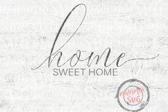 Home Sweet Home Svg, Home Svg, Family Svg, Farmhouse Svg Product Image 2