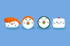 Sushi Illustrations Product Image 1