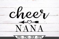 Cheer Nana SVG Product Image 2