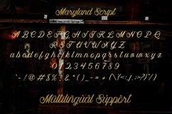 Maryland   Classy Font Product Image 3