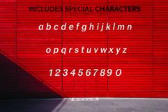 ANASTASIA, A modern typeface Product Image 3