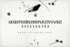 Hornimet Font Product Image 5