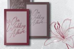 Awely Shiny - Handwritten Fon Product Image 5