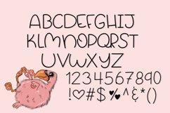 Four Fun Font Bundle Product Image 8