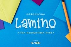 Lamino - Font Design Product Image 1