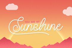 California Sunset Font Family Product Image 2