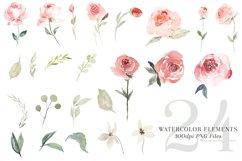 RoSA - Floral Clipart Set Product Image 5