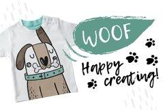 6 Cute cartoon dogs Product Image 5