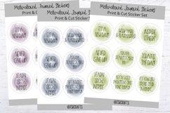 Mega Sticker Bundle #5 - Motivational Planner Stickers Product Image 6