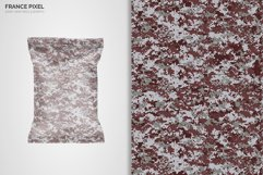 France Pixel Camouflage Patterns Product Image 6