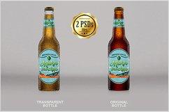 Beer Bottle Mockup Product Image 2