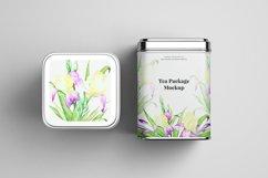 Irises. Watercolor Floral Set. Part2 Product Image 4