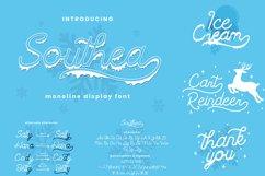 Winter Font Bundle Vol.1 Product Image 2