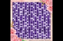254 Seamless Metallic Foil Mosaic Digital Papers 12x12 inch Product Image 3
