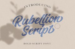 Rubellion Scrpint Product Image 1